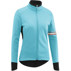 Gonso Draina Softshell Jacket Women blue topaz
